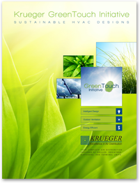 Krueger GreenTouch Initiative Brochure