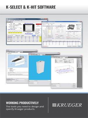 Krueger Flyer K-Select and K-HIT Selection Software