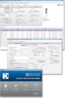 Krueger K-Select Product Selection Program